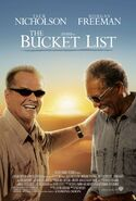 The Bucket List 2007 Poster