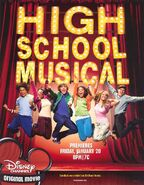 High School Musical 2006 Poster