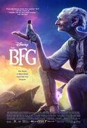 The BFG Poster 2