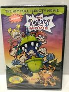 The Rugrats Movie 2017 DVD