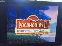 Video trailer Pocahontas II Journey to a New World 2.jpeg