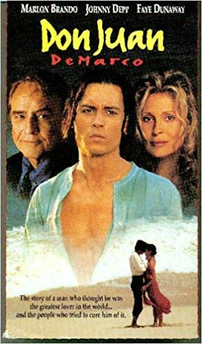 Don Juan DeMarco/Home media