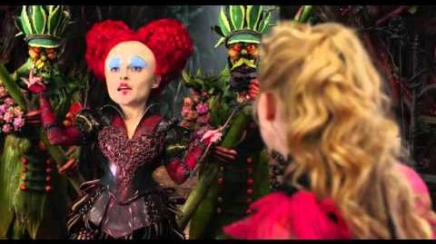 XD1/Alice Through the Looking Glass New TV Spot Featuring The Late Alan Rickman