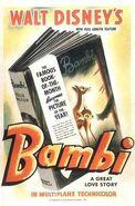 220px-Walt Disney's Bambi poster