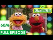 Elmo and Zoe Play the Healthy Food Game - Sesame Street Full Episodes