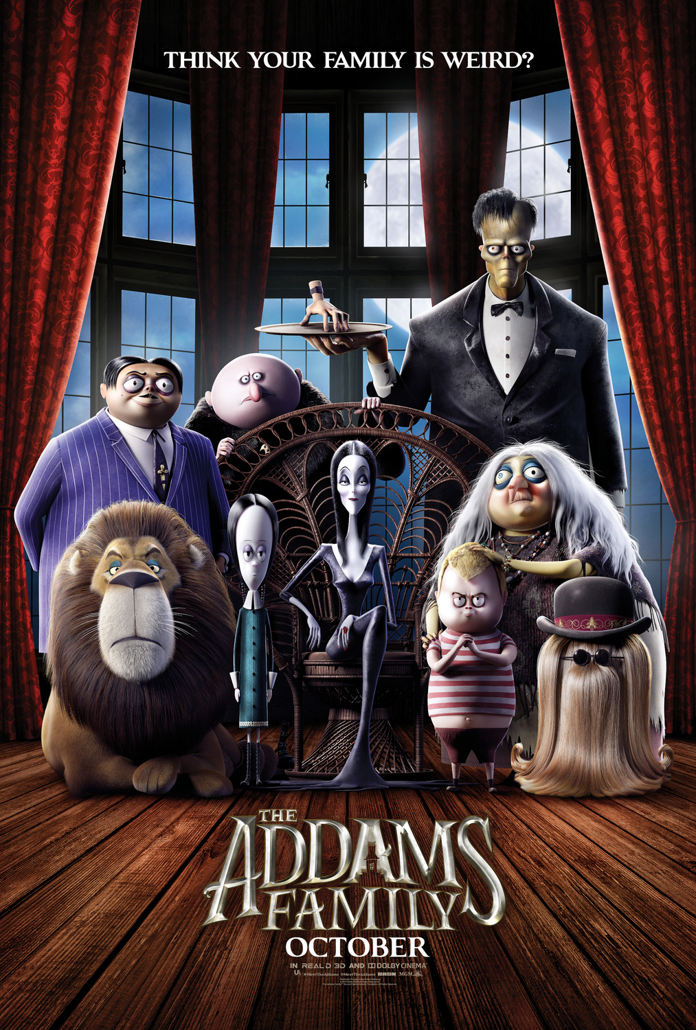 The Addams Family (2019 film)