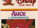 Alice in Wonderland (1951)/Home media