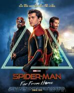 Spiderman far from home ver7