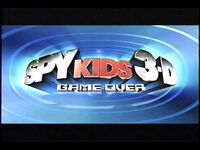 Video trailer Spy Kids 3D Game Over.jpg