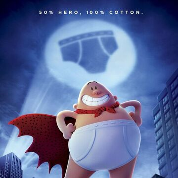 Captain Underpants The First Epic Movie Moviepedia Fandom