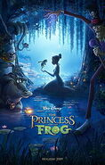 220px-The Princess and the Frog poster
