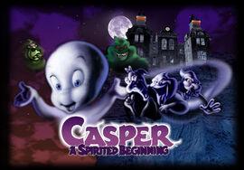 Casper a spirited beginning poster.jpg