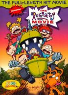 The Rugrats Movie 1999 DVD