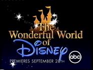 The Wonderful World of Disney (I) 1997 promo