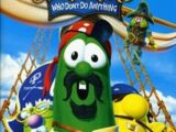 The Pirates Who Don't Do Anything: A Veggie Tales Movie/Home media