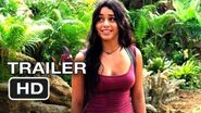 Journey 2 The Mysterious Island Official Trailer 1 - Dwayne Johnson, Vanessa Hudgens (2012) HD