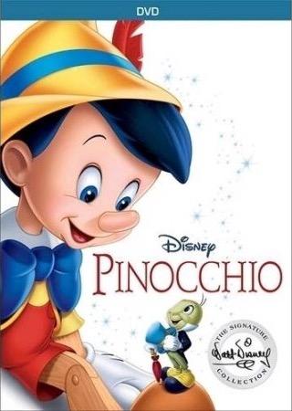 Pinocchio (1940)/Transcript