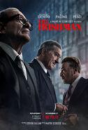 The Irishman 2019 Poster