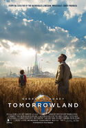 Tomorrowland Poster 002