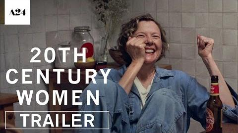 20th Century Women Official Trailer HD A24