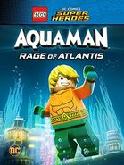 Aquaman Rage of Atlantis Poster
