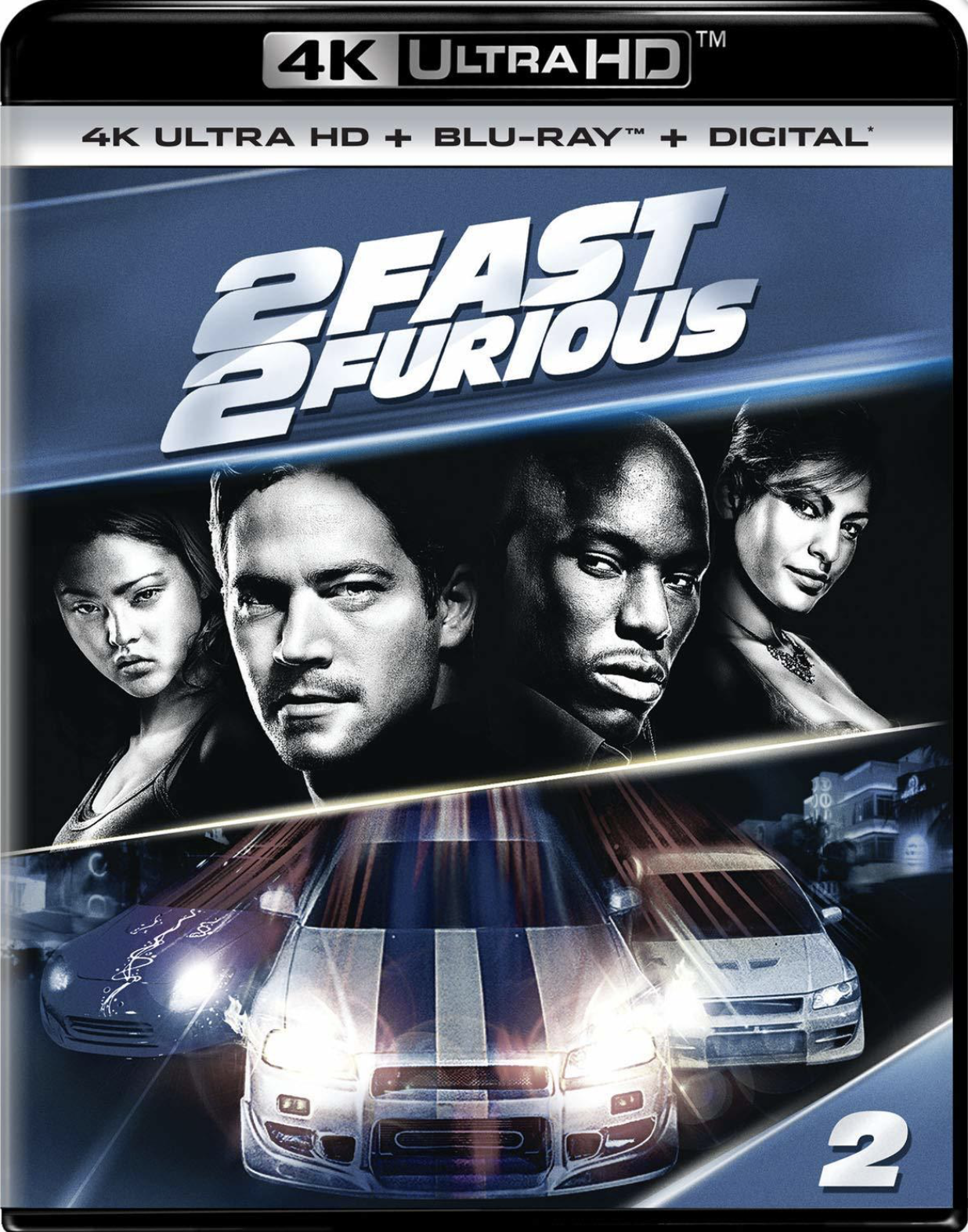 2 Fast 2 Furious/Home media