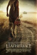 Leatherface 2017 Poster