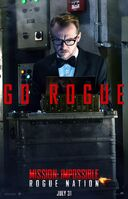 MI5 Character Banner Online Benji