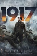 1917 2019 Poster