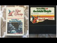 Opening & Closing to Darby O'Gill and the Little People 1981 VHS -True HQ-