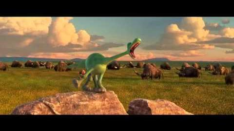 Story Featurette - The Good Dinosaur