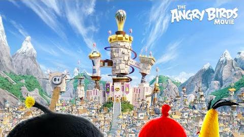 THE ANGRY BIRDS MOVIE - Official Theatrical Trailer 3 (HD)