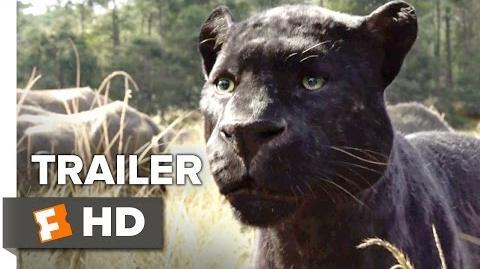 The Jungle Book Official Teaser Trailer 1 (2016) - Scarlett Johansson, Bill Murray Movie HD