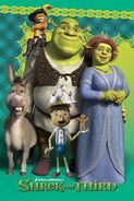 Shrek 3 Poster 05