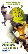 Shrek 3 Poster 03