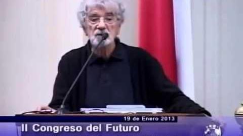 "Humberto Maturana ""Evolución de la conducta Humana"" II Congreso del Futuro"