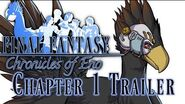 Final Fantasy Chronicles of Eno CHAPTER 1 GAME TRAILER