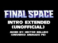 Final Space Intro Extended (Unofficial)