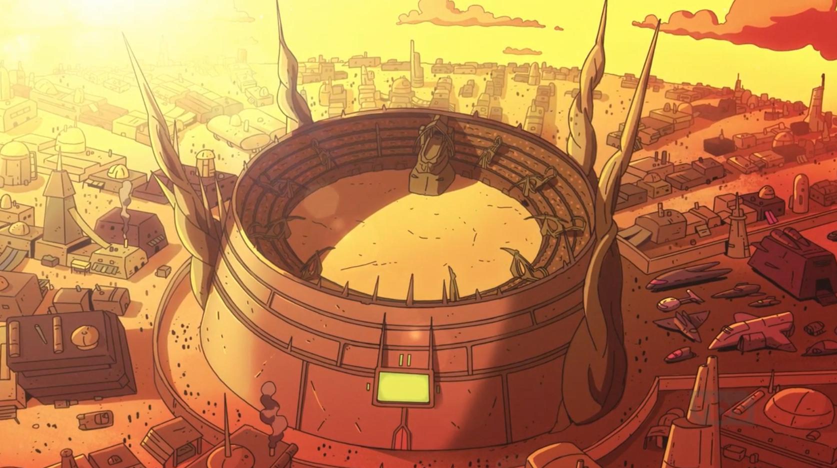 Deathcropolis