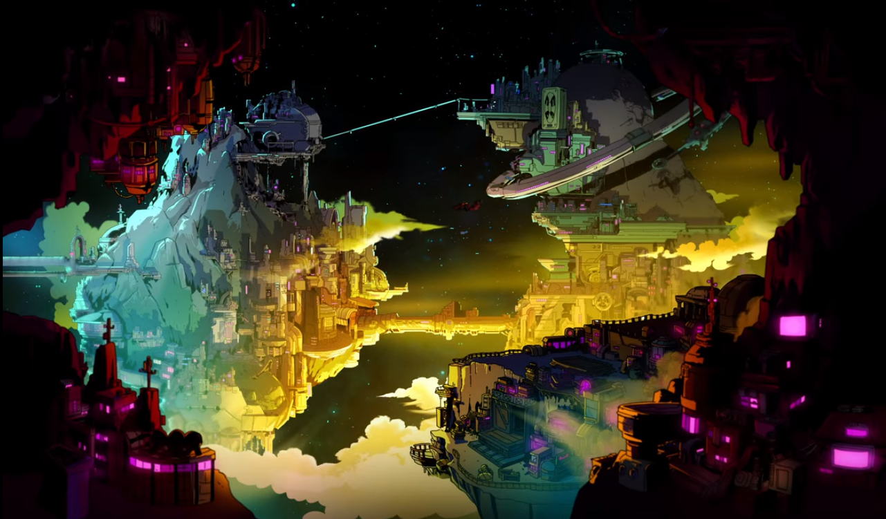 Darga Space Port
