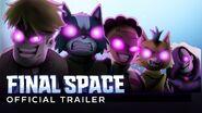 Final Space Official Trailer Art