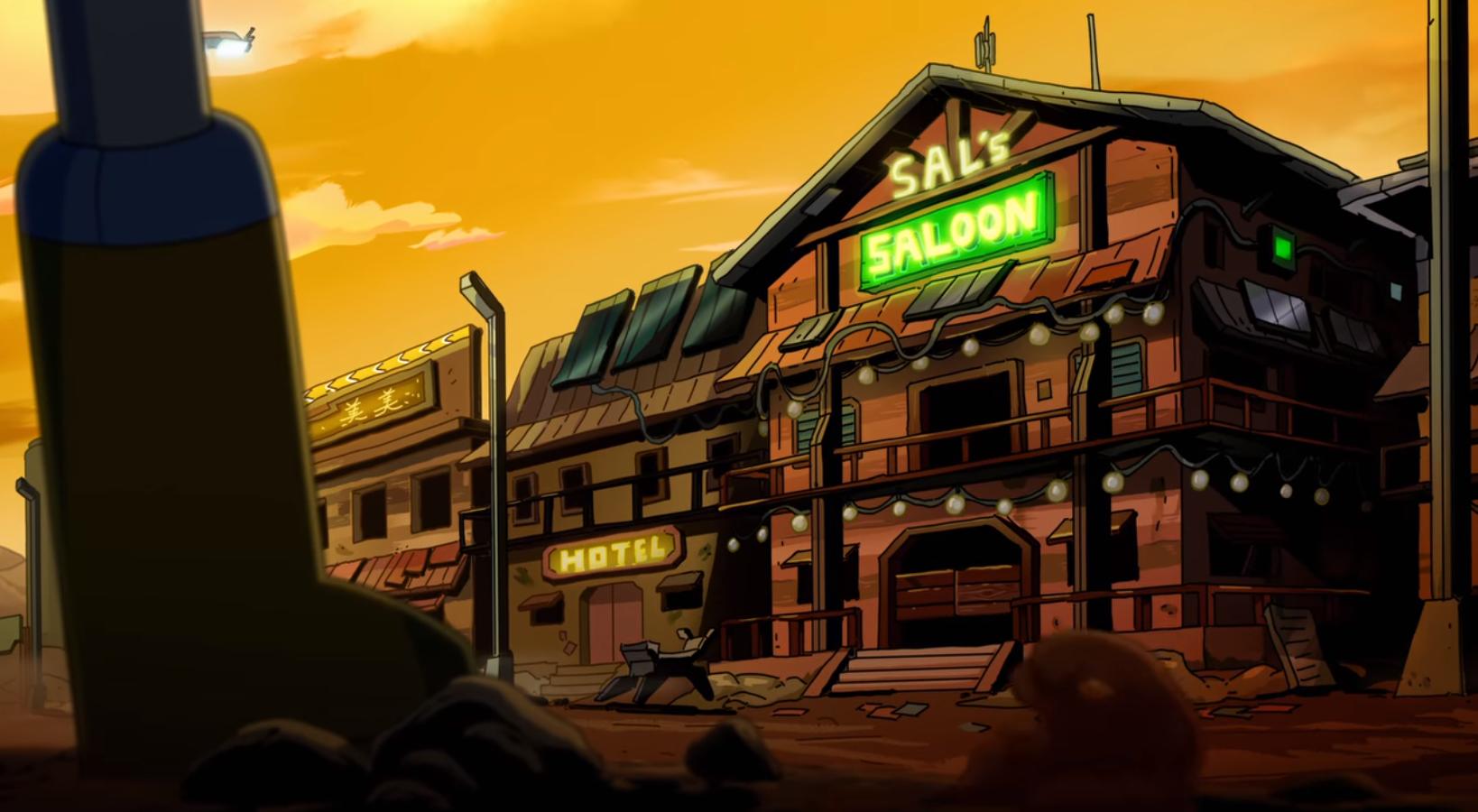 Sal's saloon