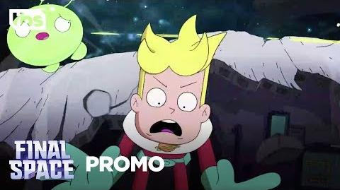 Final Space Bodega PROMO TBS