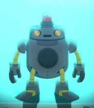 Robot body