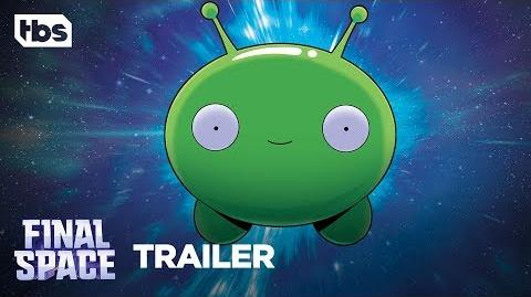 Final Space OFFICIAL TRAILER Series Premiere February 26! TBS