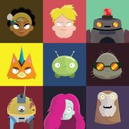Team Squad (Season 2)