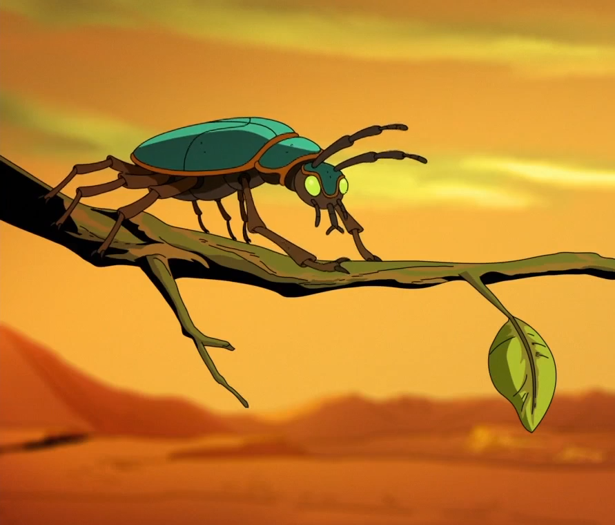 Bee-tor the Sacred Beetle King