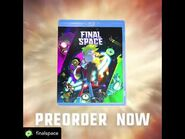 Pre-order Final Space Blu-Ray -FinalSpace