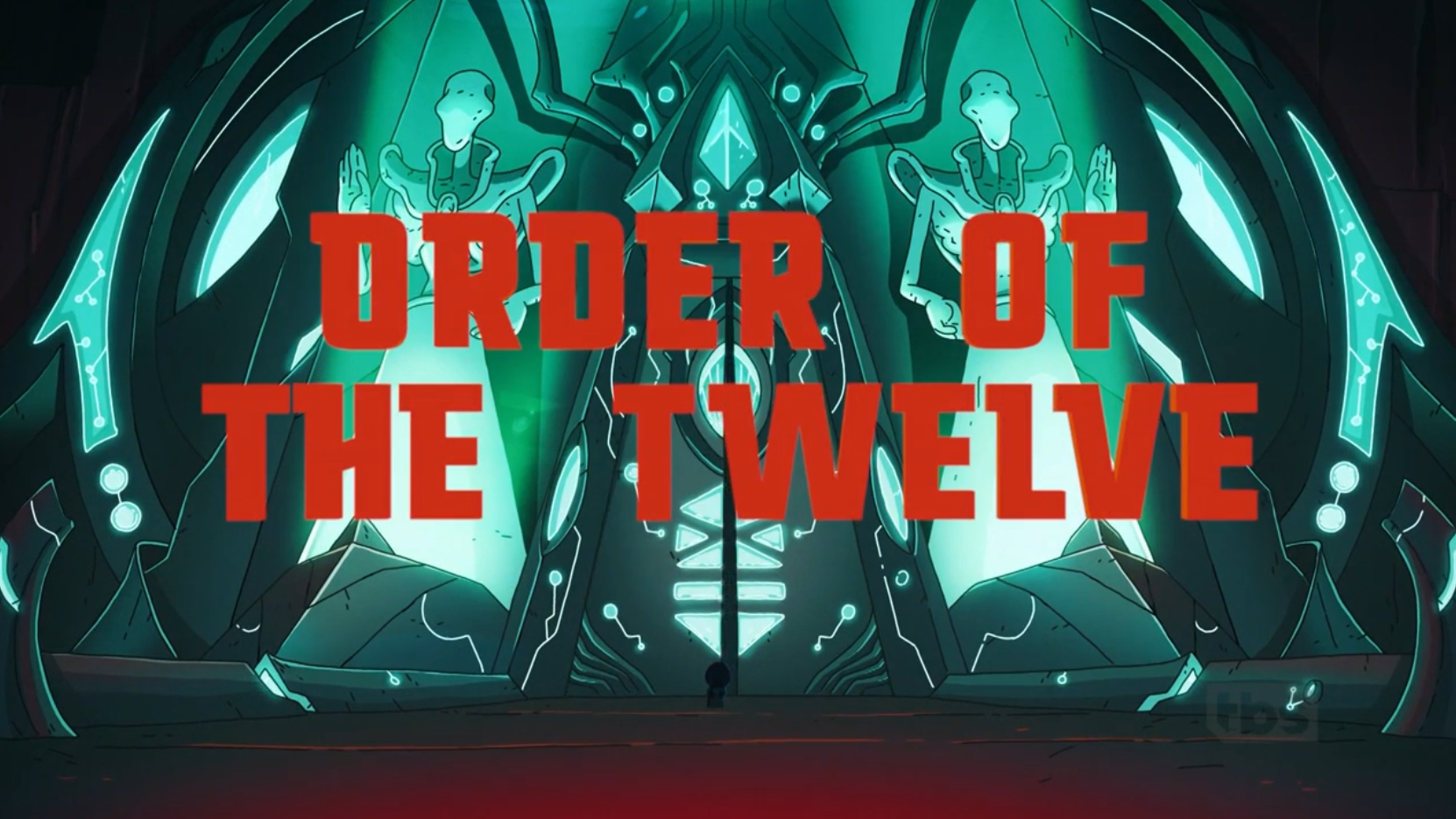The Order of the Twelve (location)