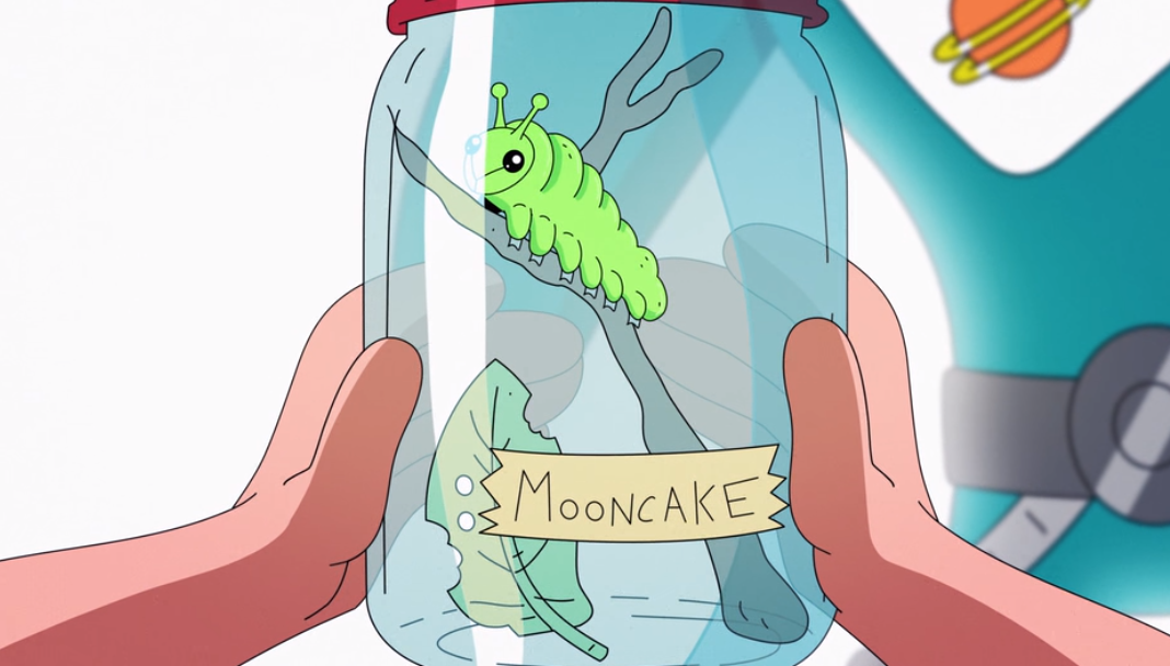 Mooncake (caterpillar)